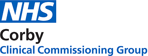 NHS Corby CCG logo