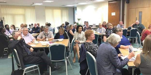 Local Engagement on the NHS Long Term Plan